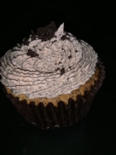 Cupcake Cookies and Cream