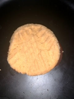 Peanut Butter Cookie with Chocolate