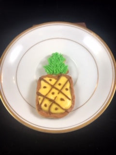 Island Sugar Cookie-Pineapple
