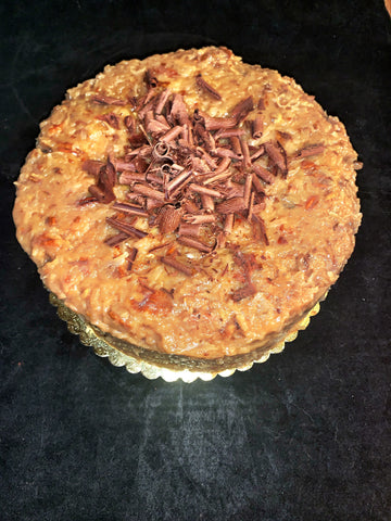 Cake German Chocolate