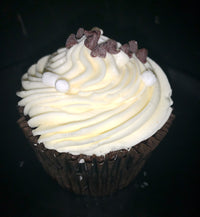 Hot Chocolate Cupcake