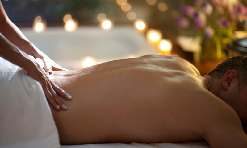 Aromatic Relaxation Massage 55 min