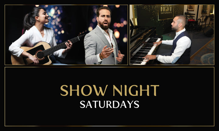 Show Night Saturdays