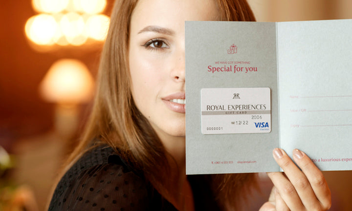 Royal Experiences Gift Card