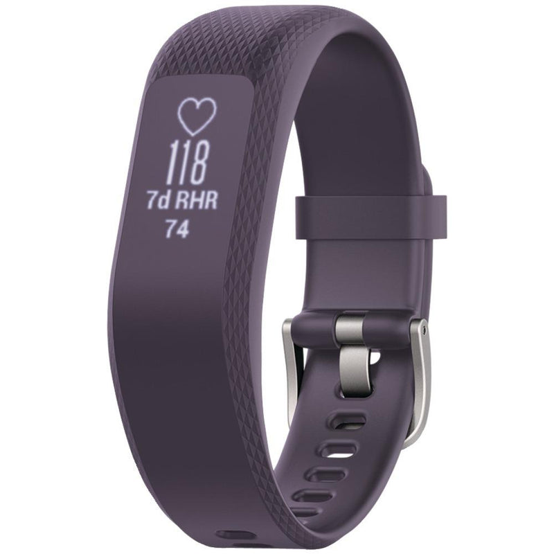 GARMIN 010-01755-11 vivosmart(R) 3 (Purple, Small/Medium) | Kipe it