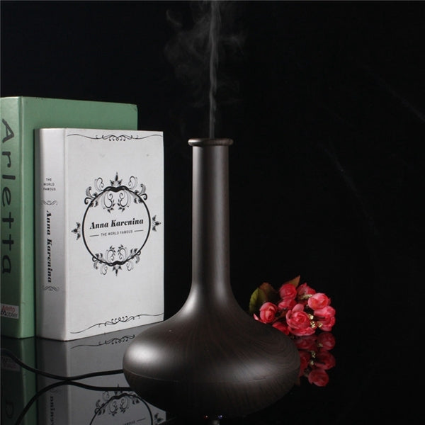 Vase Shape Aromatherapy Essential Oil Aroma Diffuser Humidifier Air Purifier Elegant | Kipe it