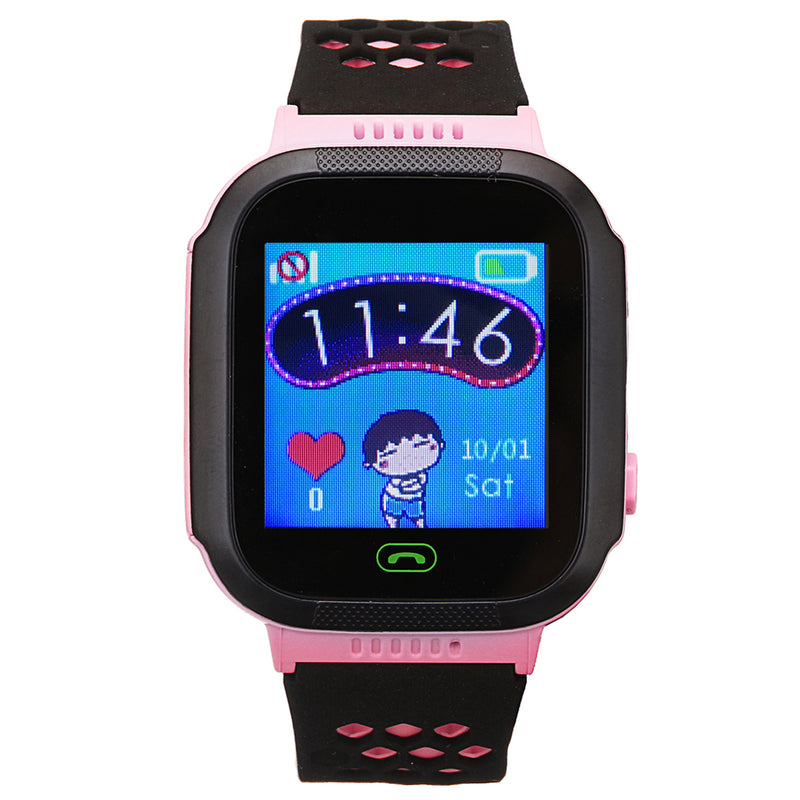 Bakeey Waterproof Tracker SOS Call Children Smart Watch For Android IOS | Kipe it