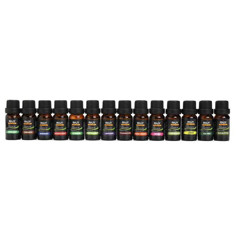 RHJY 14Pcs Aromatherapy Essential Oil | Kipe it