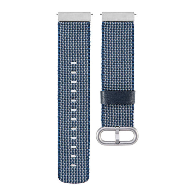 Universal 20mm Nylon Watch Band Replacement Strap For Samsung Gear 2 Classic Aamazfit Garmin | Kipe it