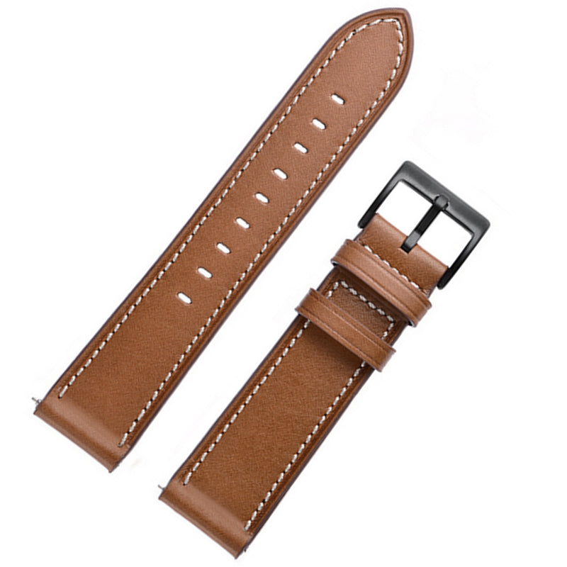 Bakeey Genuine Leather Watch Band Wristband Strap for Xiaomi Amazfit Bip Youth Edition Smart Watch | Kipe it