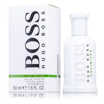 Boss Bottled Unlimited Eau De Toilette Spray  50ml/1.6oz | Kipe it