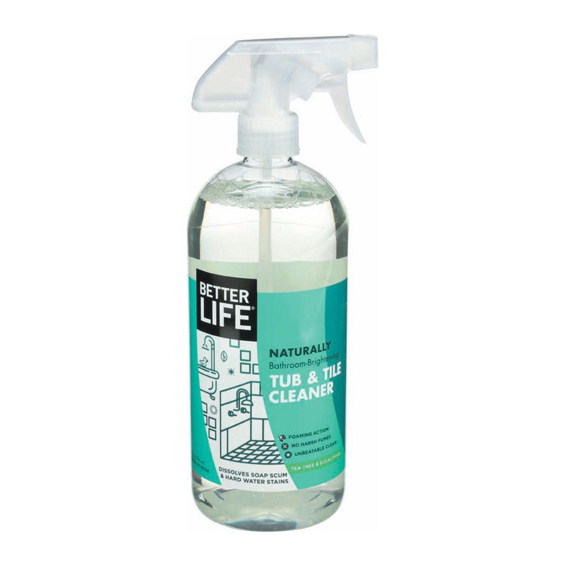 Better Life Cleaner - Tub & Tile - 32 oz | Kipe it