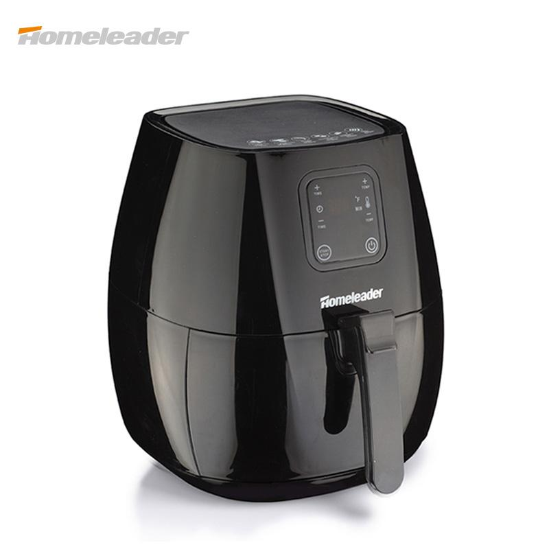 HOMELEADER Electric Air fryer oil-free fryer LCD display kitchen appliances air machine