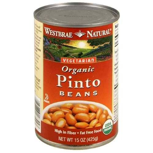 Westbrae Foods Pinto Beans Fat Free (12x15 Oz) | Kipe it