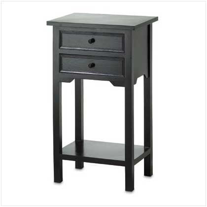 Black Side Table (pack of 1 EA) | Kipe it
