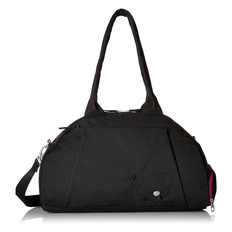 "Haiku Women""s Passage Eco Duffle Bag, Black"