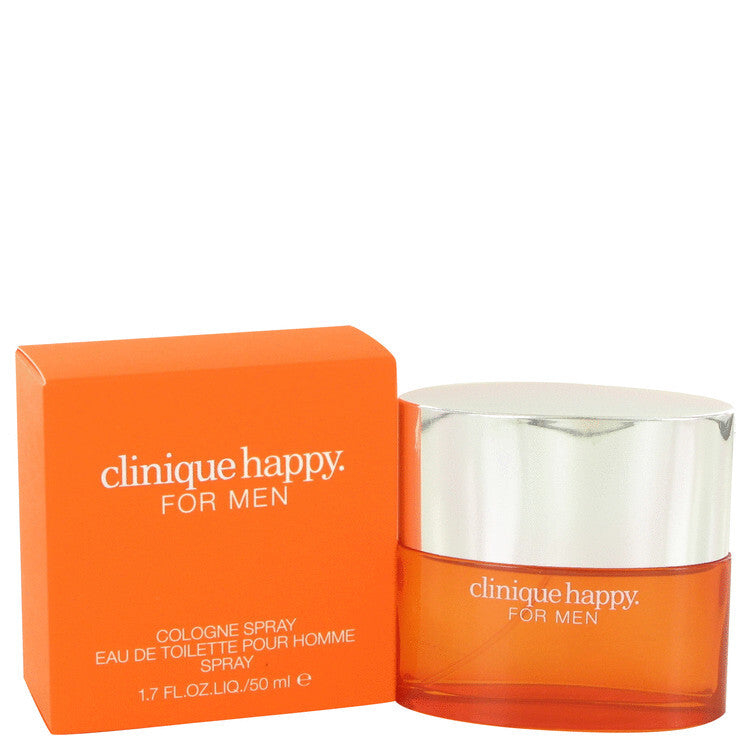 CLINIQUE HAPPY Cologne Spray 1.7 oz (Men)