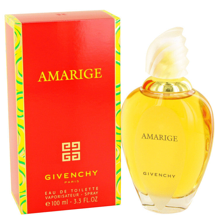 GIVENCHY AMARIGE by Givenchy Eau De Toilette Spray 3.4 oz (Women)