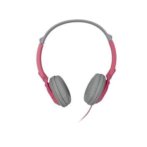 TDK Ultimate Comfort ST-100 Ultralight Stereo Headphones Pink | Kipe it
