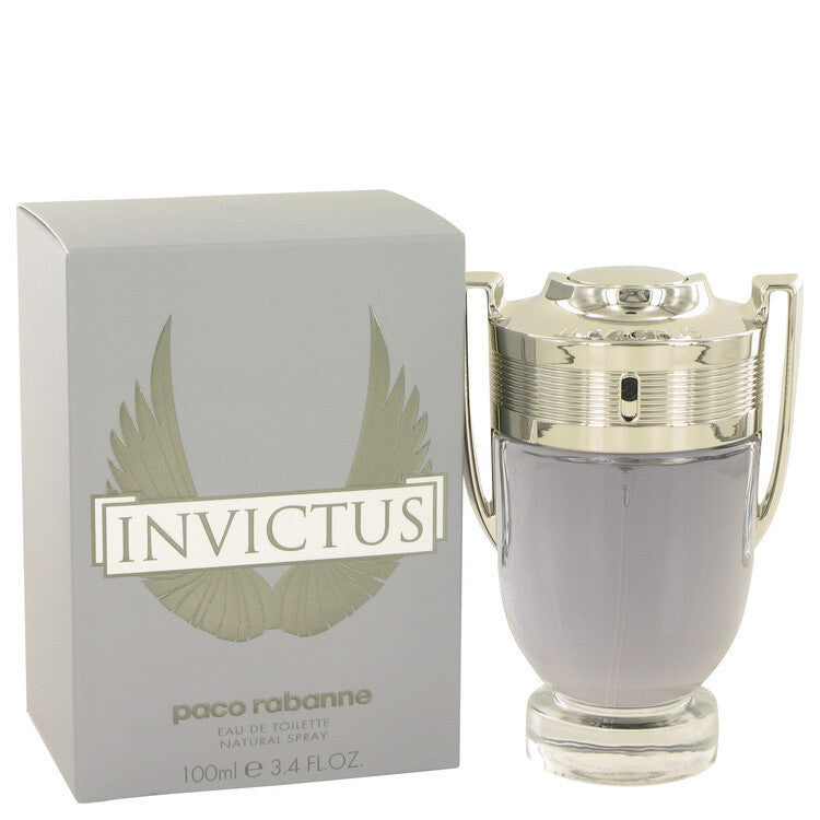 Invictus by Paco Rabanne Eau De Toilette Spray 3.4 oz (Men) | Kipe it