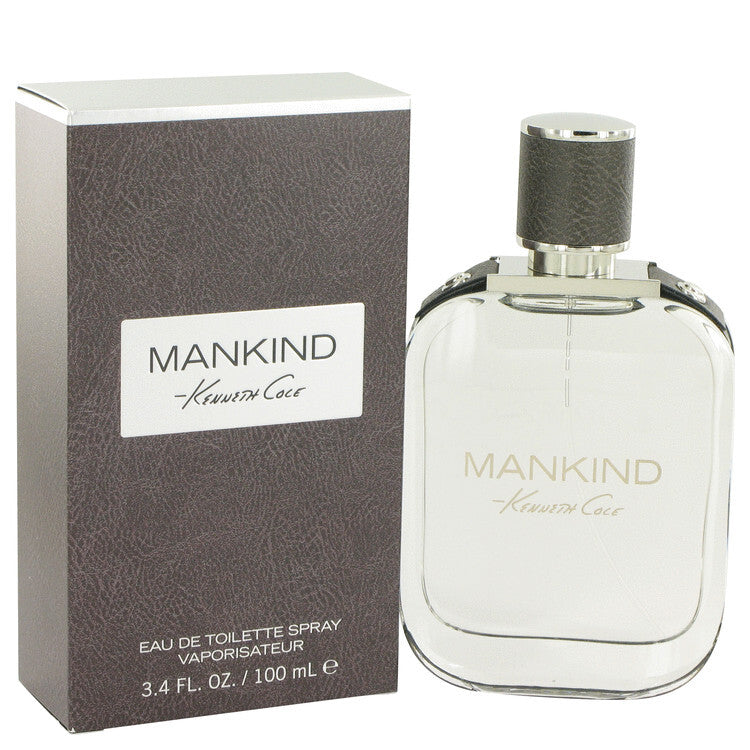 Kenneth Cole Mankind by Kenneth Cole Eau De Toilette Spray 3.4 oz (Men)
