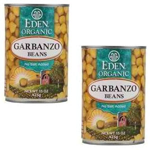 Eden Foods Garbanzo Beans (12x29 Oz) | Kipe it