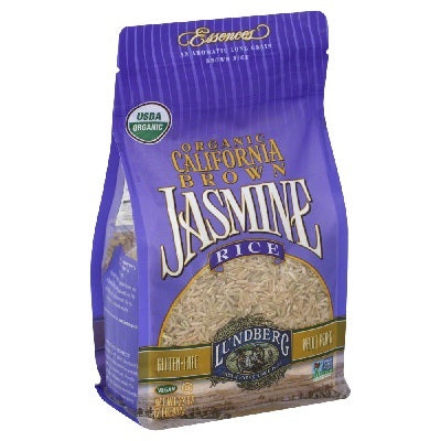 Lundberg Brown Jasmn Rice (6x2LB )