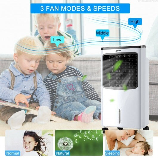 Portable Air Conditioner Cooler with Remote Control | Kipe it