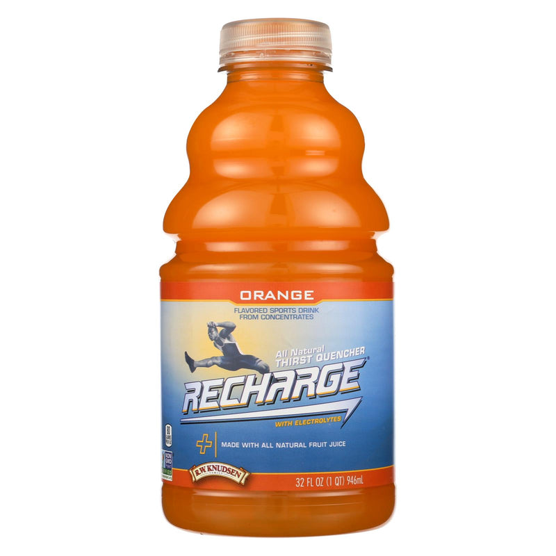 R.W. Knudsen Juice - Orange Recharge - Case of 12 - 32 Fl oz. | Kipe it