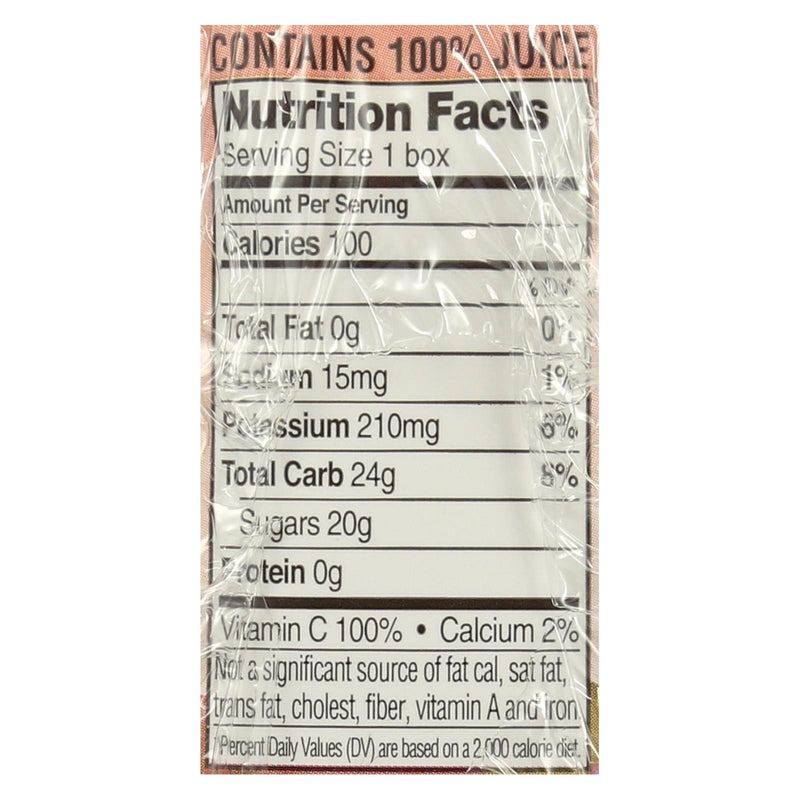 R.W. Knudsen Organic Juice - Apple - Case of 7 - 6.75 Fl oz. | Kipe it