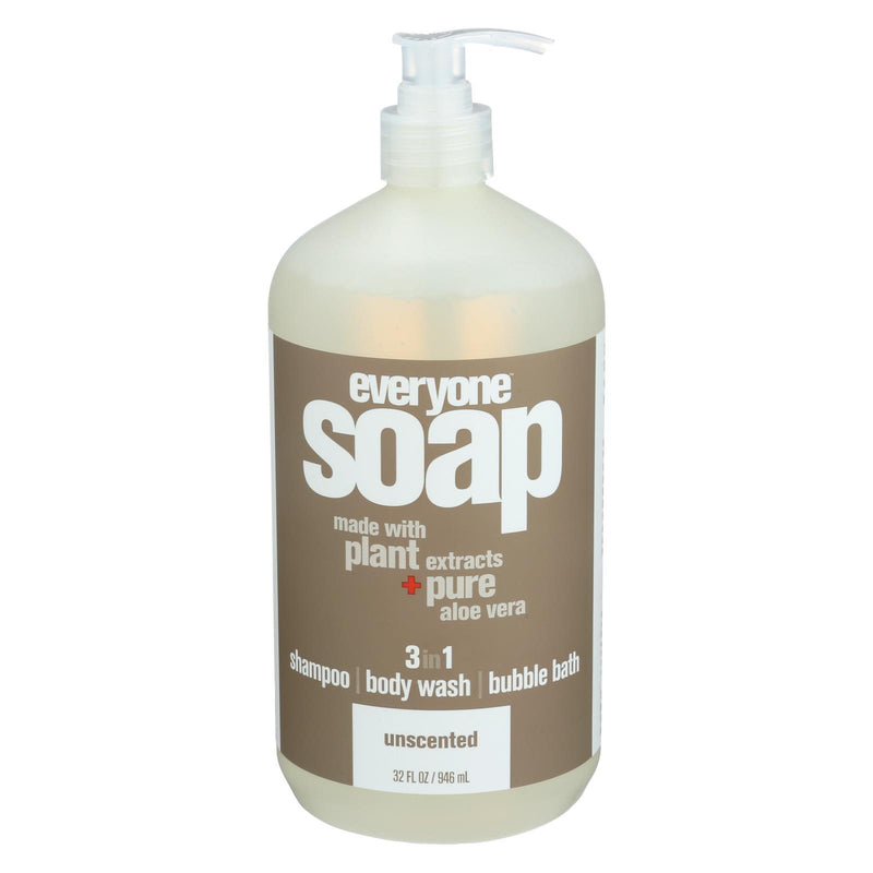 EO PRODUCTS Everyone Soap - Unscented - 32 fl oz | Kipe it