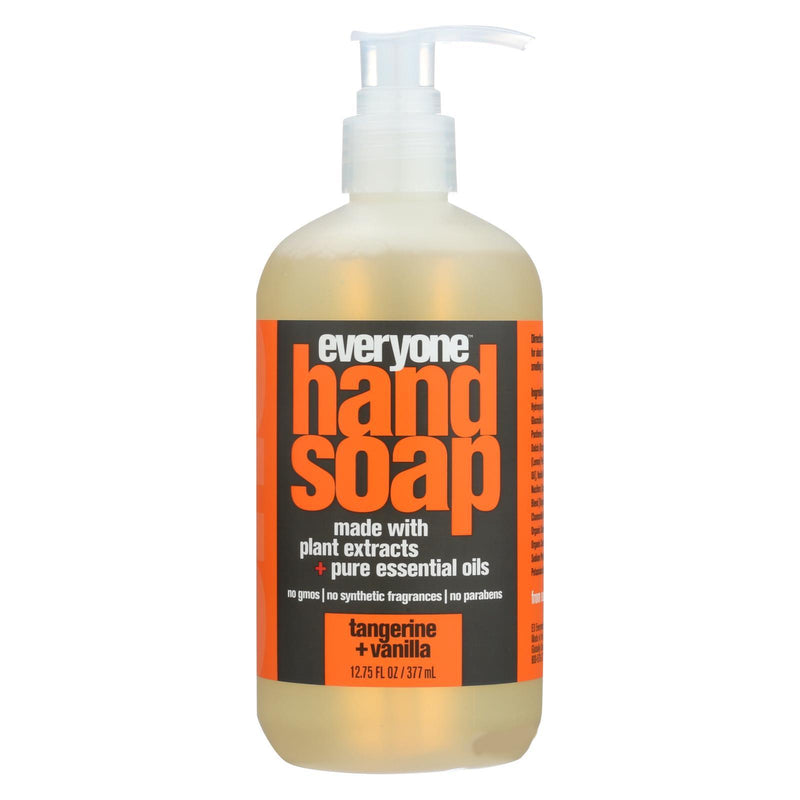EO PRODUCTS Everyone Soap - Hand - Tangerine - Vanilla - 12.75 fl oz | Kipe it
