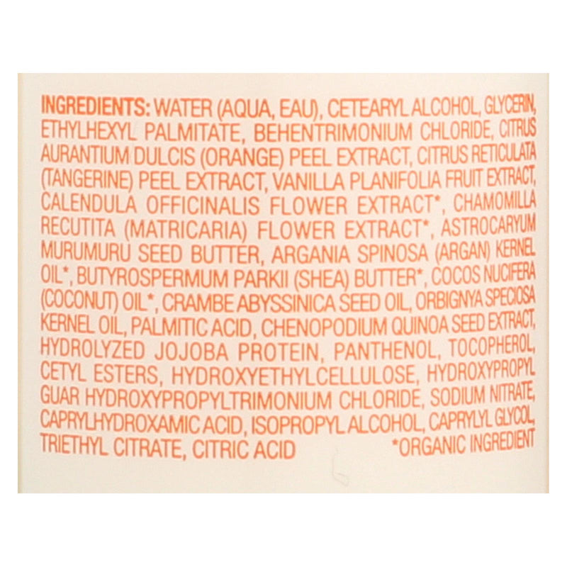THE HONEST COMPANY Conditioner - Sweet Orange Vanilla - 10 Fl oz. | Kipe it