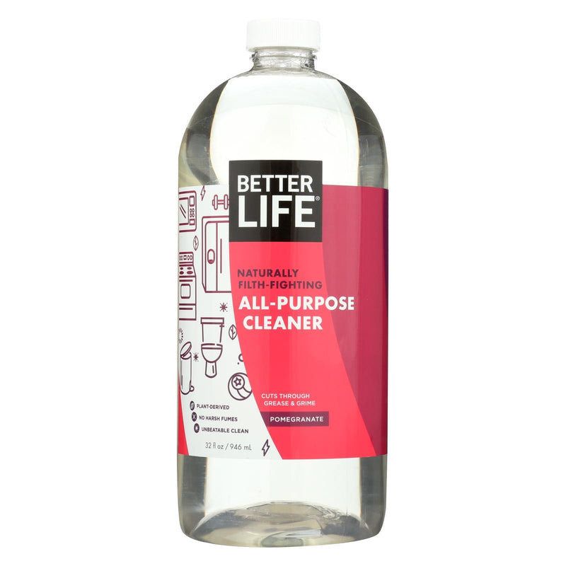 Better Life Cleaner - All Purpose - Pomegranate - 32 fl oz | Kipe it