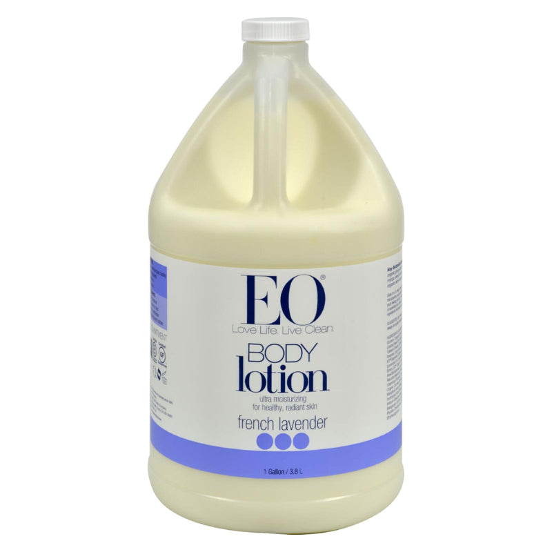 EO Products Everyday Body Lotion French Lavender - 1 Gallon | Kipe it