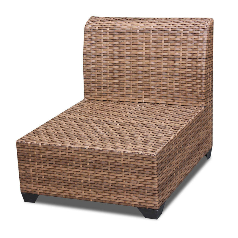 TK CLASSICS Laguna 6 Piece Outdoor Wicker Patio Furniture Set 06a - Aruba | Kipe it