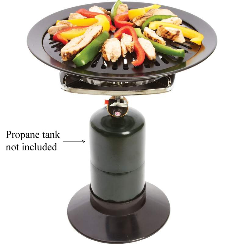 Meyerco Camp Stove Barbeque Grill | Kipe it