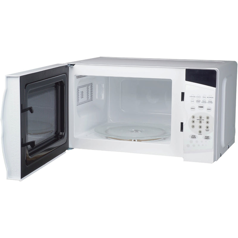 Magic Chef MCM770W .7 Cubic-ft, 700-Watt Microwave with Digital Touch (White) | Kipe it