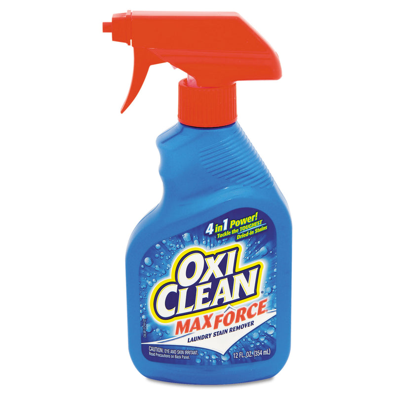 OXI-CLEAN Max Force Laundry Stain Remover, 12oz Spray Bottle | Kipe it