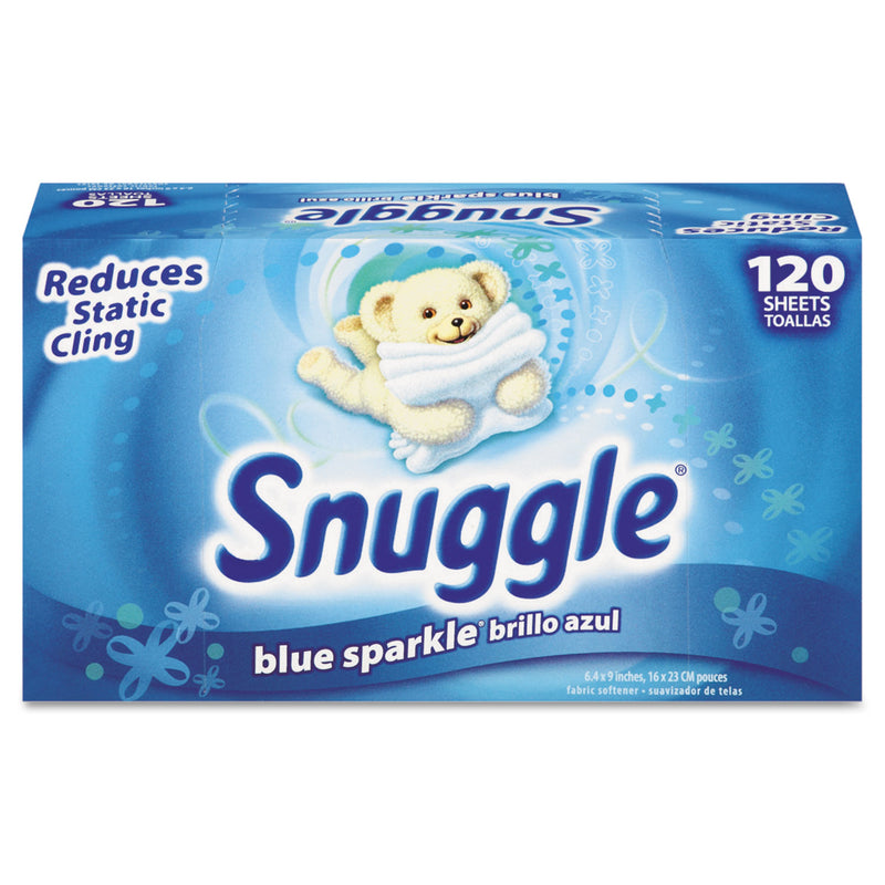 SNUGGLE Fabric Softener Sheets, Fresh Scent, 120 Sheets/box | Kipe it