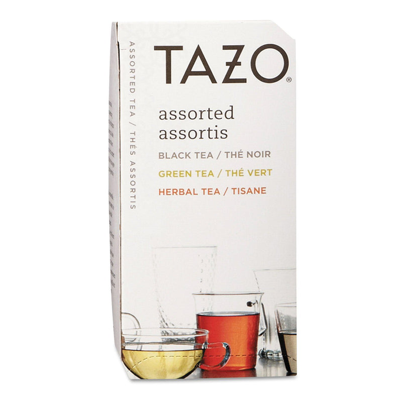 Assorted Tea Bags, Three Each Flavor, 24/box | Kipe it
