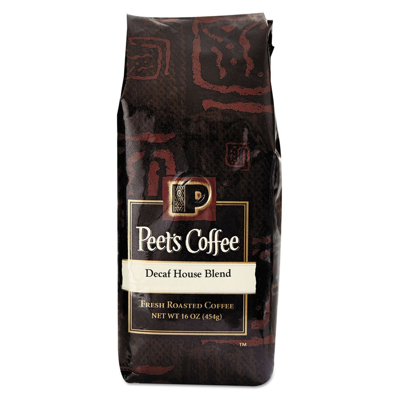 Bulk Coffee, House Blend, Decaf, Ground, 1 Lb Bag | Kipe it