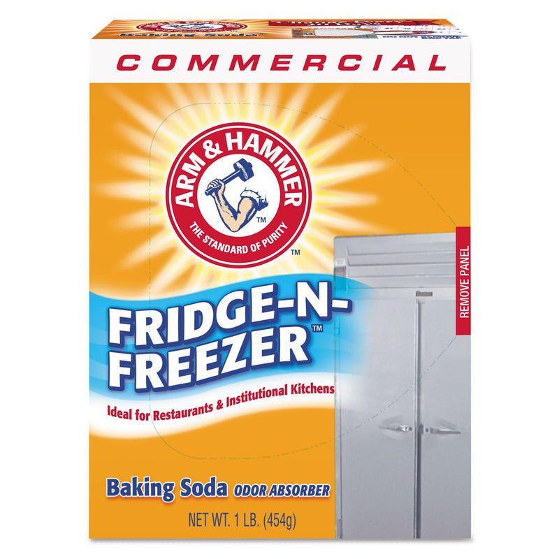 Fridge-N-Freezer Pack Baking Soda, Unscented, Powder | Kipe it