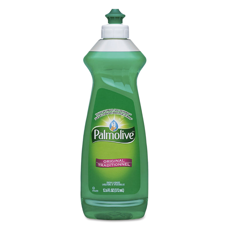 PALMOLIVE Dishwashing Liquid, Original Scent, 12.6 Oz Bottle, 20/ct | Kipe it