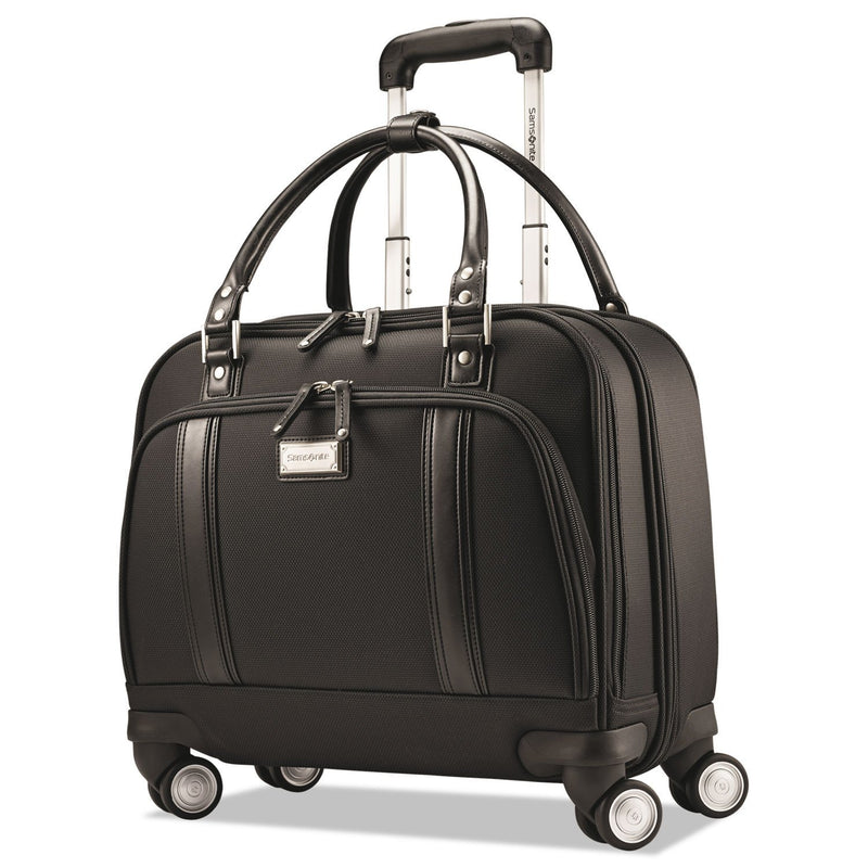 "SAMSONITE Women's Rolling Mobile Office, 16 1/2"" X 8"" X 13 1/2"" - Black"