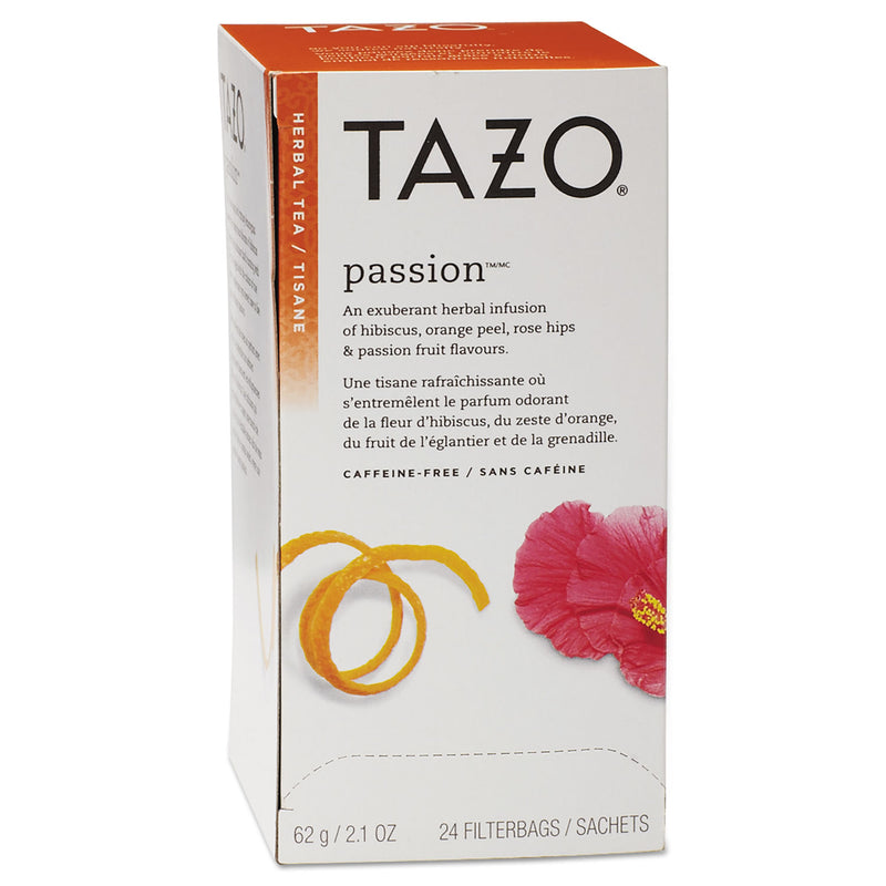 Tea Bags, Passion, 2.1 Oz, 24/box | Kipe it
