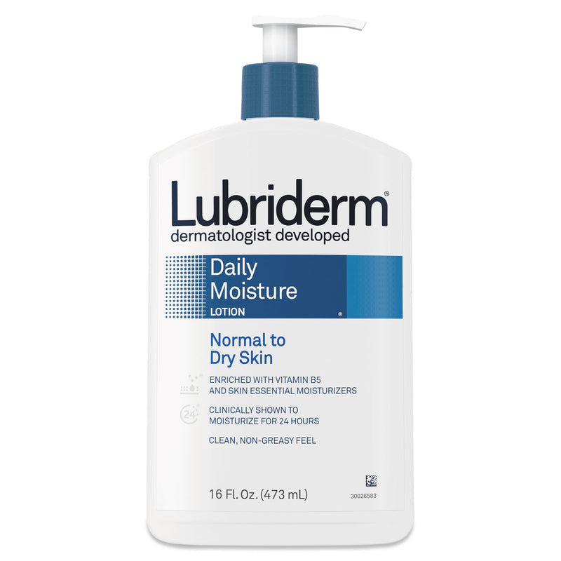 LUBRIDERM Skin Therapy Hand & Body Lotion, 16oz Pump Bottle | Kipe it