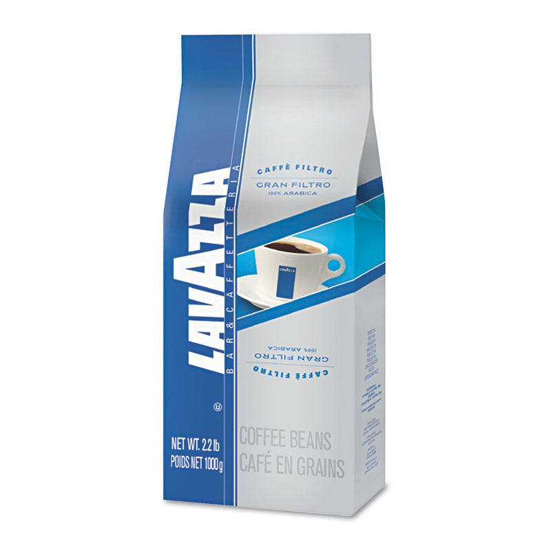 Gran Filtro Italian Light Roast Coffee, Arabica Blend, 2.25oz Packet, 30/carton | Kipe it