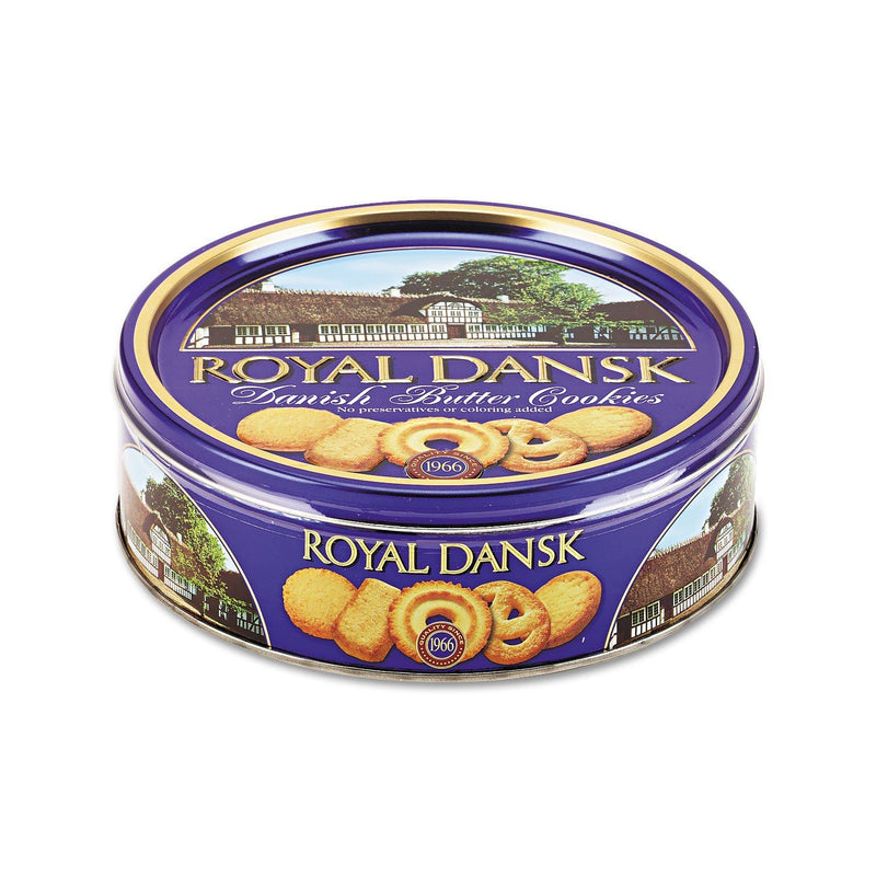 Cookies, Danish Butter, 12oz Tin | Kipe it