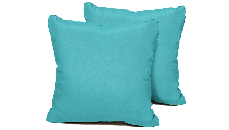 TK Classics Aruba Outdoor Throw Pillows Square Set of 2 | Kipe it